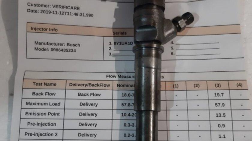 Injectoare Opel Movano 2.3 CDI 2013
