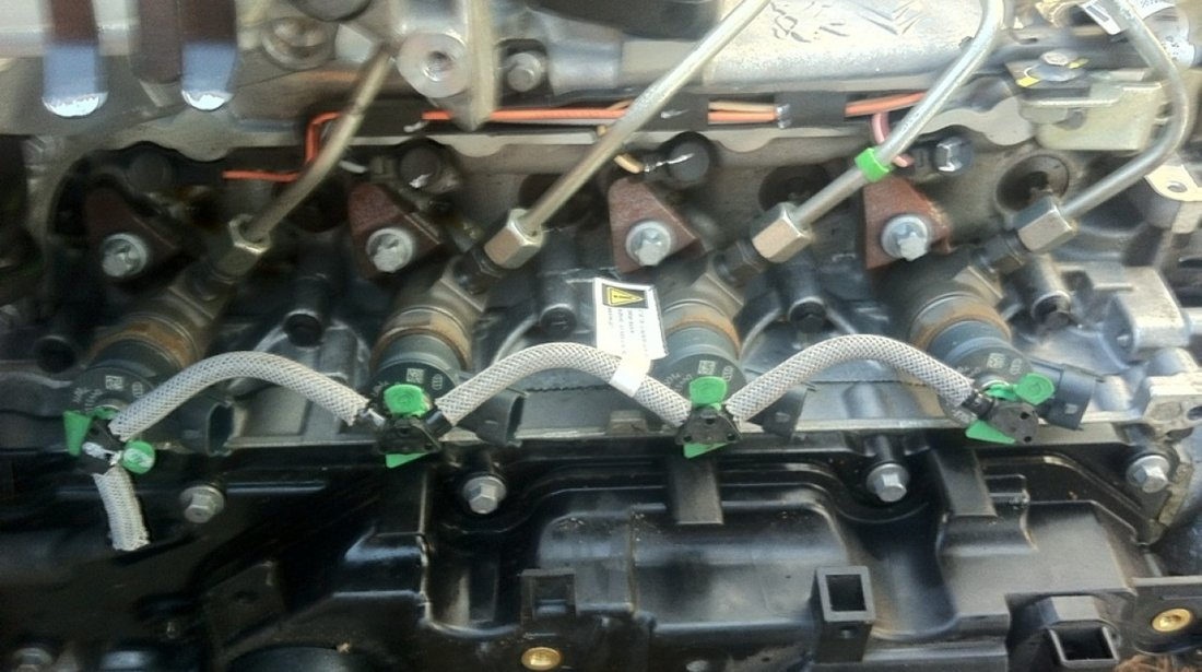 Injectoare Peugeot 208 1 6 Hdi 9hp 92 Cai Euro 5 0445110340 9687069280