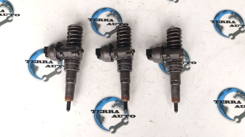 Injectoare Skoda Roomster 1.4 TDI 51 KW 70 CP cod motor BNM