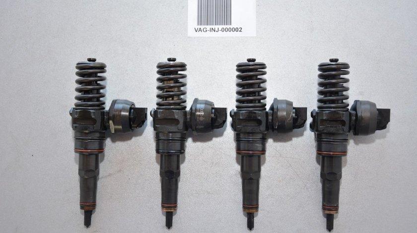 Injectoare VW Passat B5.5, 1.9TDi, an fabr.2004, cod 0414720214