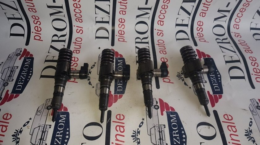 Injectoare VW Passat B6 2.0TDi 170cp BMR BUZ cod piesa : 03G130073T