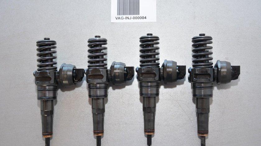 Injectoare VW Polo 9N3, 1.4TDi, an fabr.2009, cod 0414720313