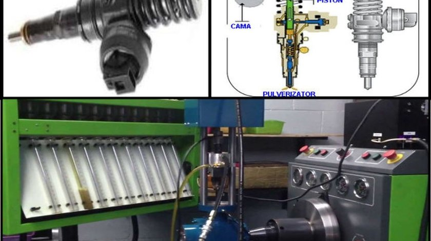 Injectoare Vw Touran 1.9 TDI - 2.0 TDI