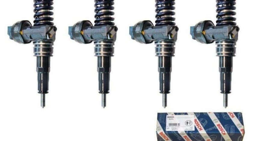 Injector 038130073AN, Audi A4 131cp, motor AWX, cod 0414720209