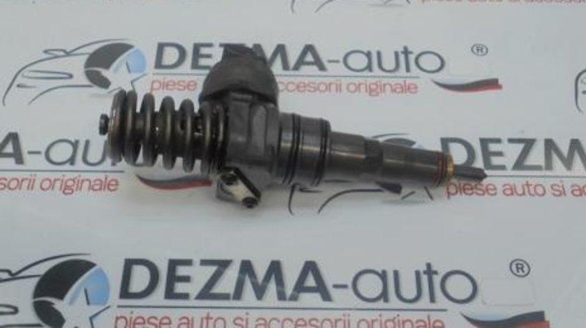 Injector, 038130073BP, Skoda Fabia 2 Combi,1.4tdi