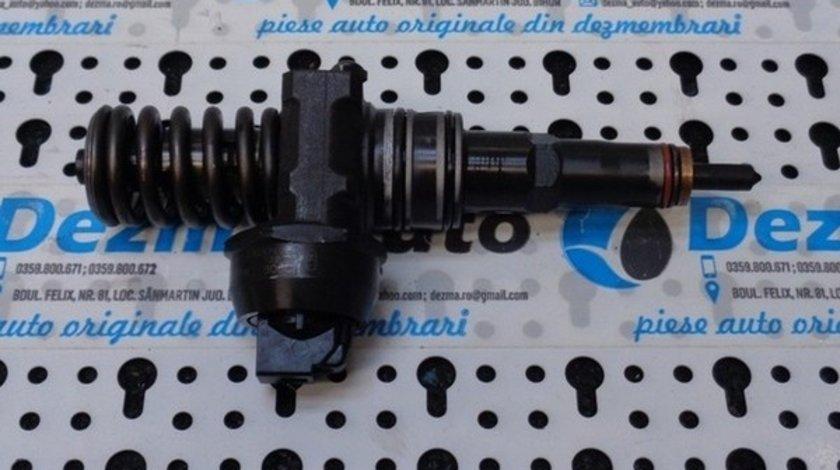 Injector, 07Z130073F, BTC, 0414720210, Vw Touareg, 2.5 tdi (id:180136)