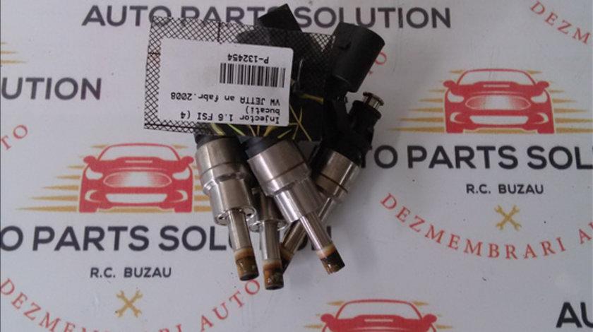 Injector 1.6 FSI (4 bucati) VOLKSWAGEN JETTA 2008