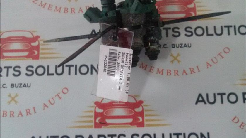 Injector 1.6B 8V (4 bucati) SKODA OCTAVIA 1 1998-2009