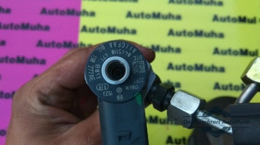 Injector Audi A6 (2010->) [4G2, C7] 0445110471 . 0445 110 471