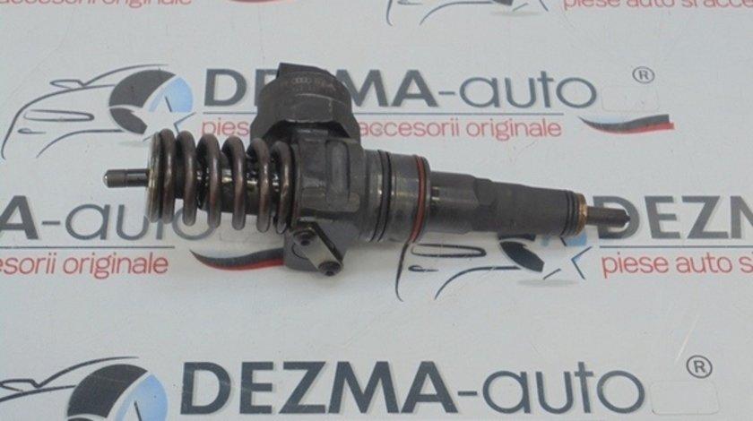 Injector cod 038130073F, RB3, 0414720007, Audi A4 Avant (8D5) 1.9 tdi, AJM