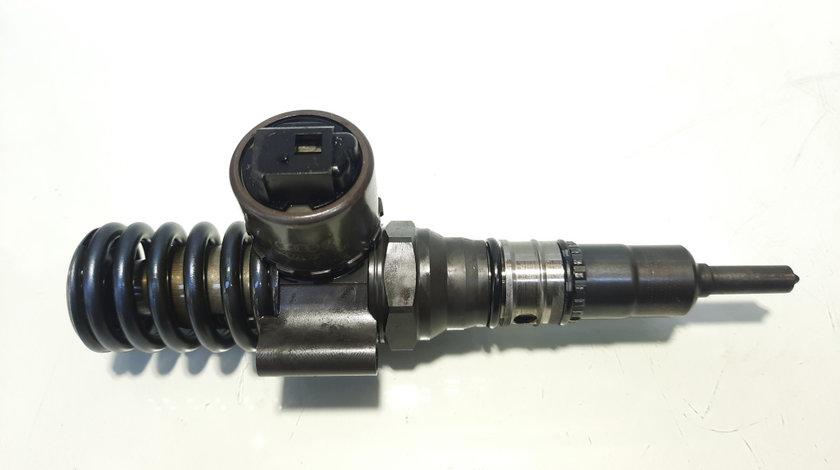 Injector, COD 03G130073G+,BTC, 0414720404, Audi A4 (8EC, B7) 2.0 tdi, BRE (id:488714)