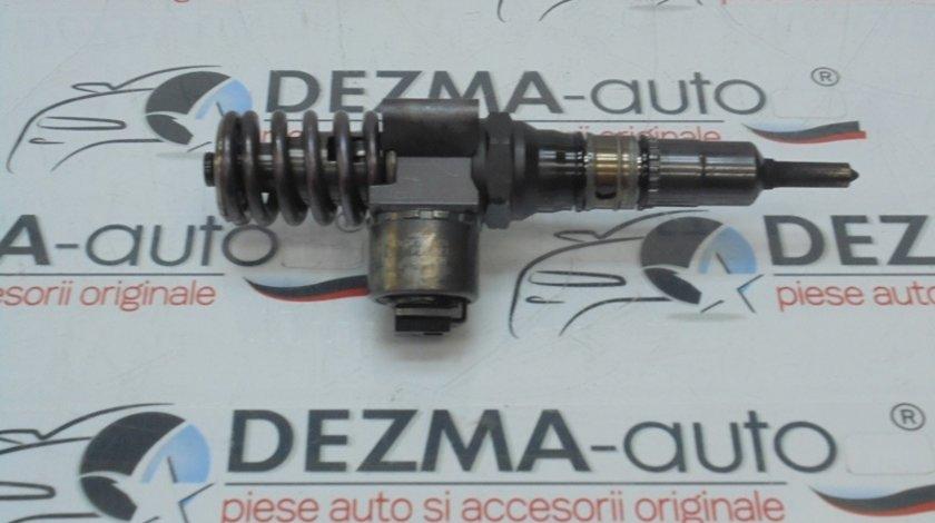 Injector,cod 03G130073G, BTC, 0414720404, Audi A6 (4F, C6) 2.0tdi, BRE