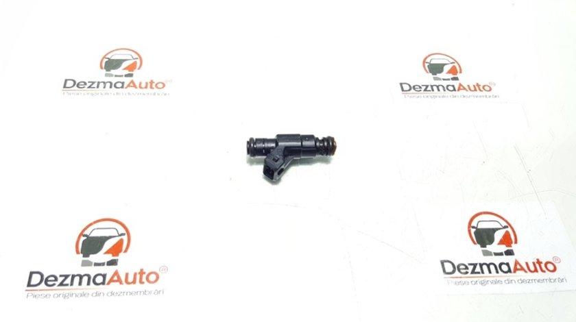 Injector, cod 06A906031BA, Audi A4 (8E2, B6) 1.8T, Benzina (id:333052)