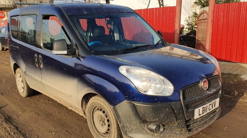 Injector Fiat Doblo 2012 198a3000 cargo euro 5 1.6 D multijet
