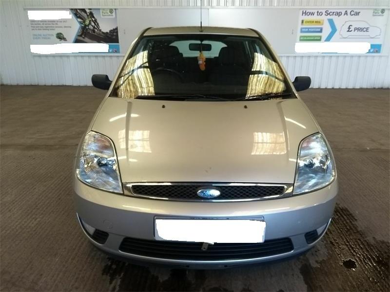 Injector Ford Fiesta Mk5 2004 Hatchback 1.4i