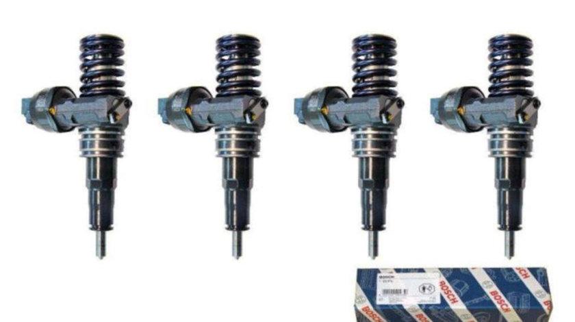 Injector / Injectoare  BPW - Audi A4 2.0 TDI, 140CP, 103Kw - Cod injector 038130073BJ