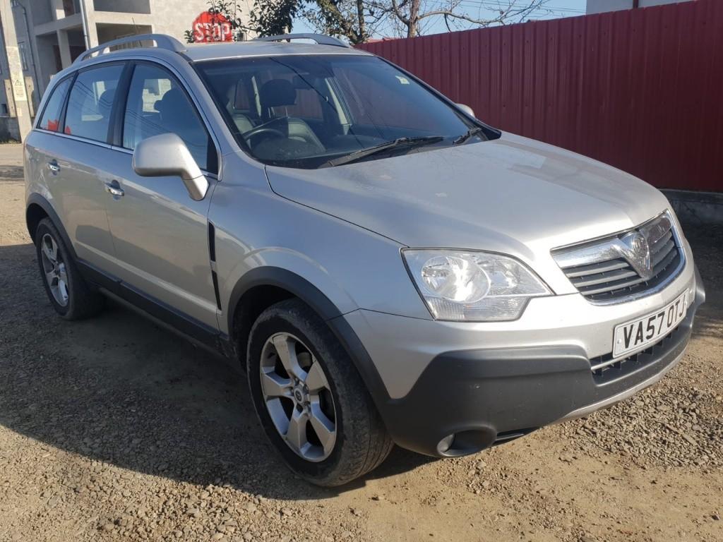 Injector Opel Antara 2007 2X4 2.0 cdti z20s