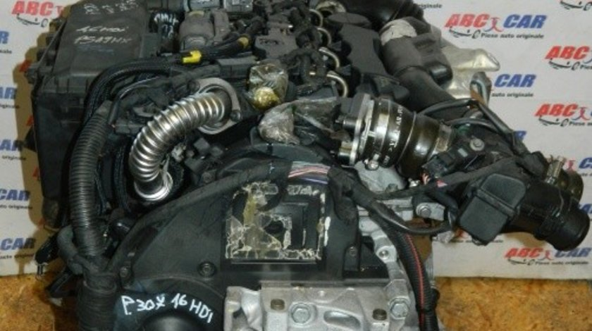 Injector Peugeot 307 1.6 HDI cod: 0445110239