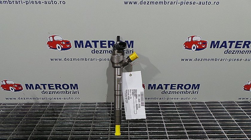 INJECTOR SKODA OCTAVIA III Combi (5E5) 1.4 TSI benzina (2012 - 11-2019-01)