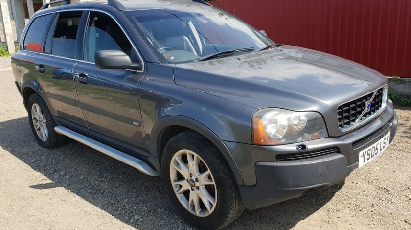 Injector Volvo XC 90 2004 suv 2.4 D