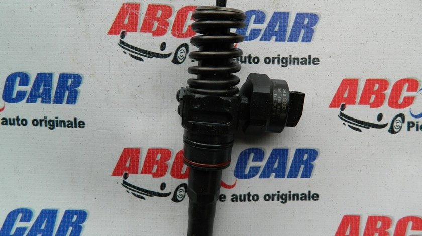 Injector VW Polo 6N 1.4 TDI cod: 038130073F model 2003