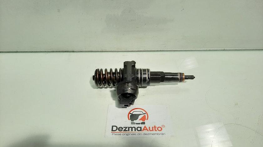Injector, Vw Touareg (7LA, 7L6) [Fabr 2003-2010] 2.5 tdi, BAC, 07Z130073F,BTC, 0414720210 (id:424182)