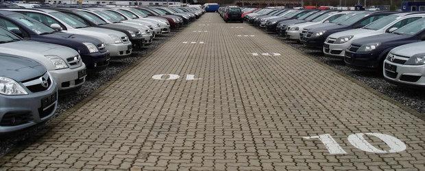 Inmatricularea masinii in Romania, record de lentoare birocratica