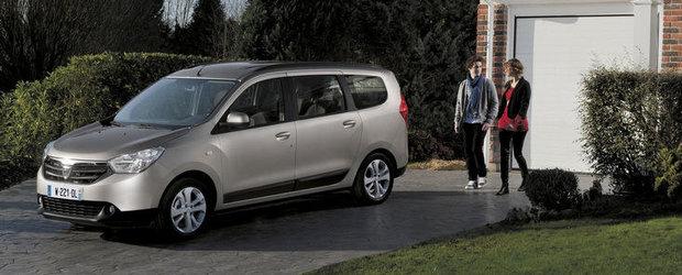 Inmatricularile Dacia cresc in Franta, pe o piata in scadere