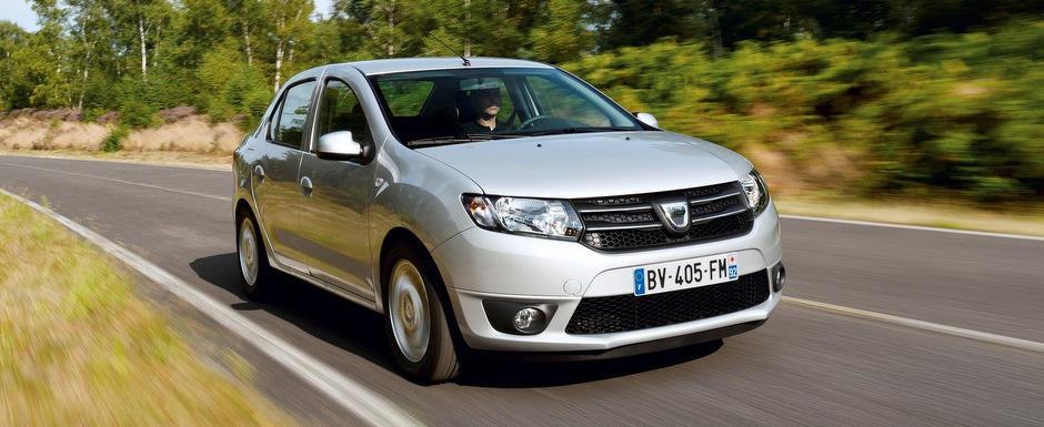 Inmatricularile de autoturisme Dacia au crescut cu peste 6 procente pe piata din Germania