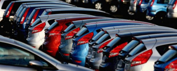 Inmatricularile de autovehicule noi, in crestere cu 10%