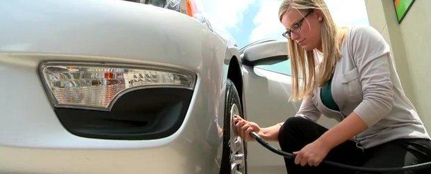 Inovatie Nissan: senzorii de presiune care comunica cu soferul