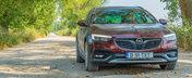 La capatul Romaniei cu Opel Insignia Country Tourer: incursiune fara asfalt in Delta Dunarii