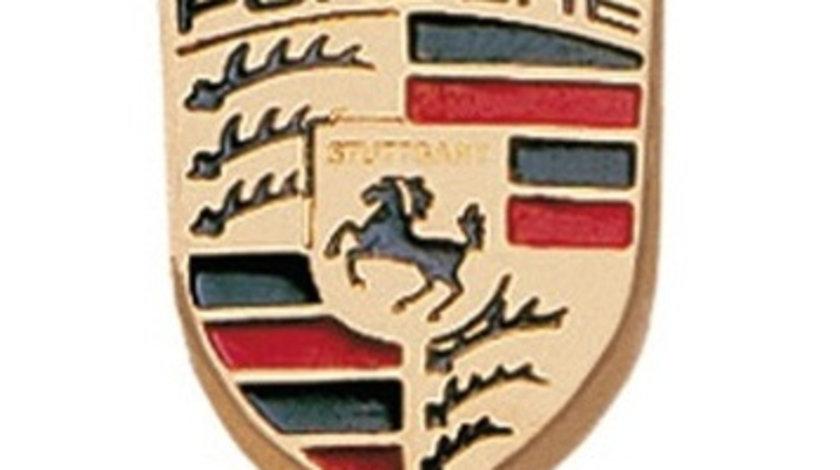 Insignia Crest Oe Porsche Essential 13MM Metal Auriu WAP10705010