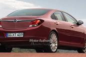 Insignia, noua provocare de la Opel