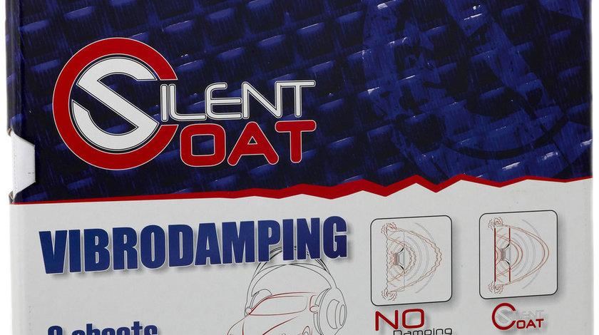 Insonorizant auto SC-M2-0.8 Silent Coat Shop pack, 8 buc. (2mm)