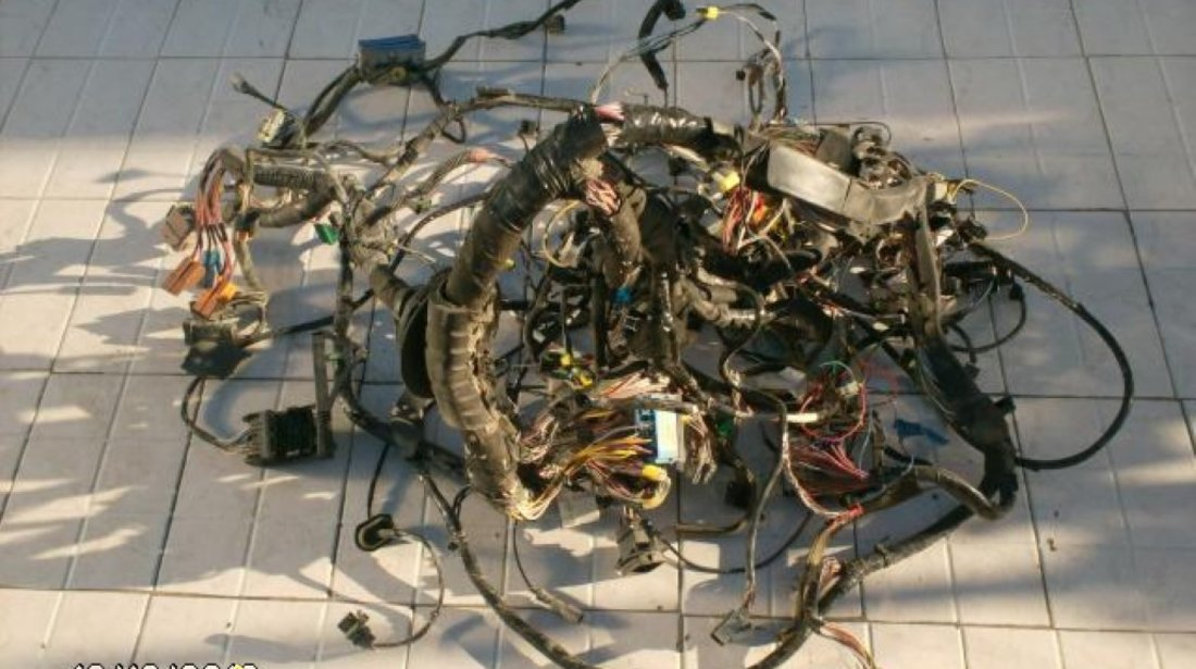 Instalatie electrica interior Renault Laguna