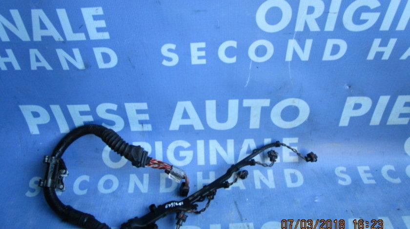 Instalatie motor BMW E39;  224941903 (injectoare)