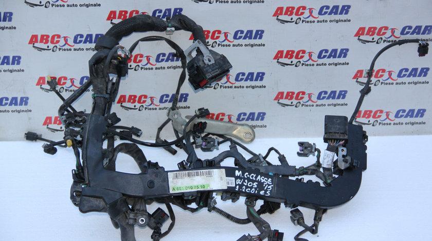 Instalatie motor Mercedes C-Class W205 2.2 CDI E5 cod: A6510107510 2014-prezent