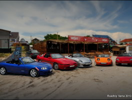 Intalnire cu alti pasionati de automobile