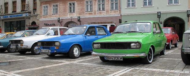 Intalnirea Dacia Clasic: galerie foto
