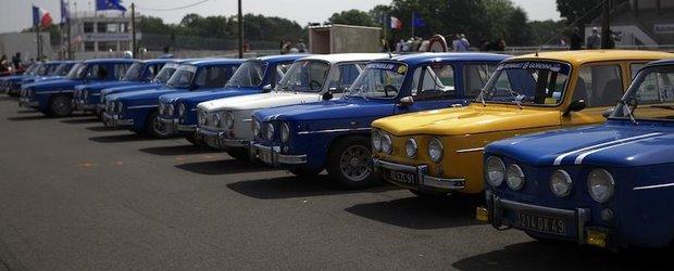 Intalnirea masinilor frantuzesti langa Paris, la Linas - Montlhery
