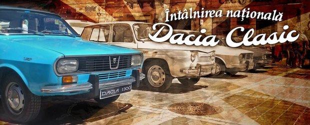 Intalnirea Nationala Dacia Clasic: Brasov, 10 mai 2014