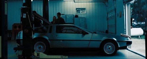 Intalnirea posesorilor de masini DeLorean, automobilul de aluminiu