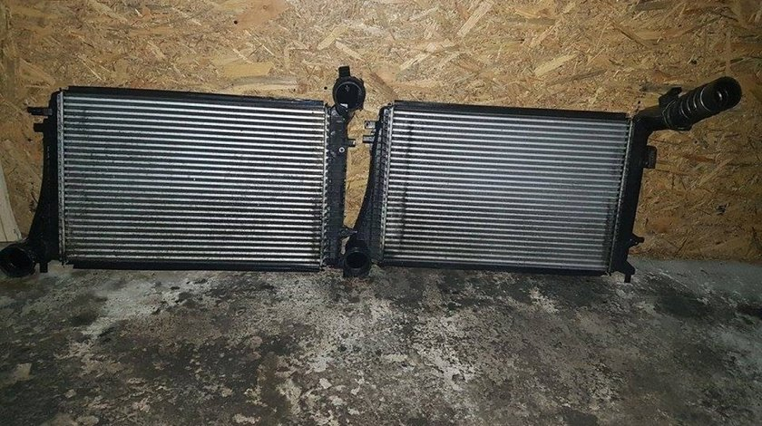 Intercooler 1k0145803r vw caddy III 1.9 tdi bsu 75 cai