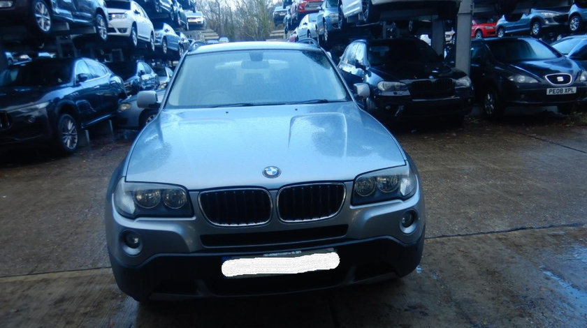 Intercooler BMW X3 E83 2008 SUV 2.0 D