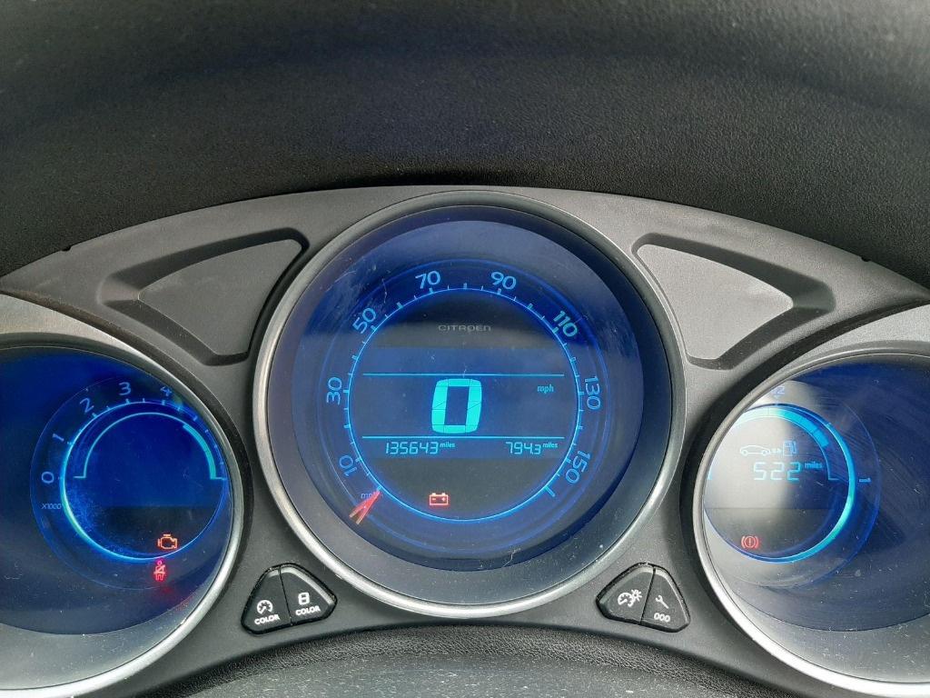 Intercooler Citroen C4 2013 Hatchback 1.6 HDi