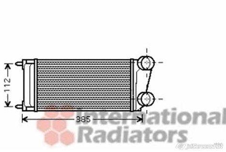 Intercooler Citroen C4/Peugeot 307 1.6 HDI