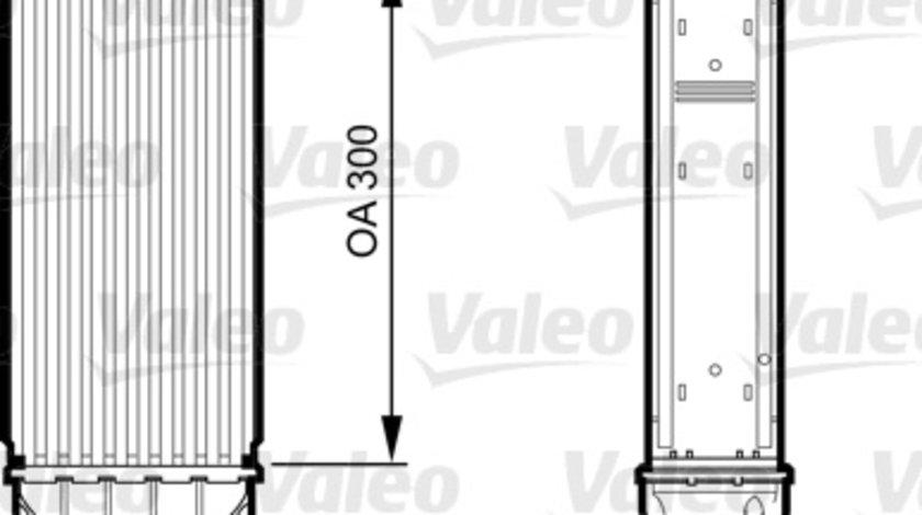 Intercooler CITROEN C5 III; PEUGEOT 508 I, 508 SW I 1.6 d 2.2D dupa 2010