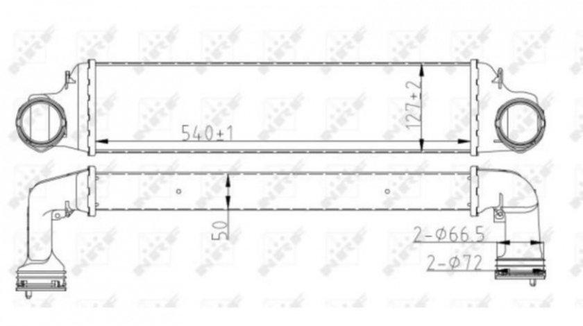 Intercooler, compresor BMW Seria 3 (1998-2005) [E46] #3 06004280