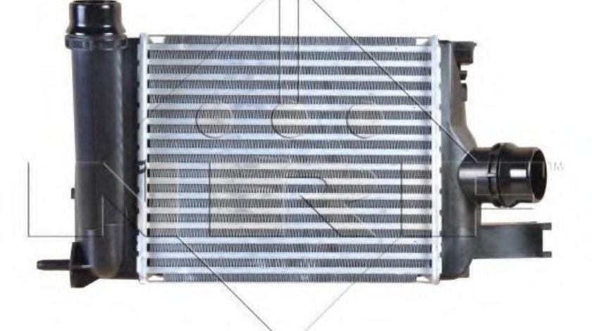 Intercooler, compresor DACIA LODGY (2012 - 2016) NRF 30379 piesa NOUA